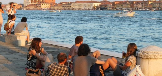 Chill out in Venice...