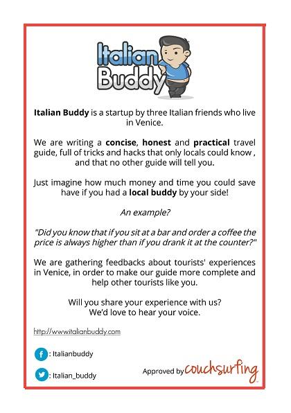 Italian Buddy Flyer