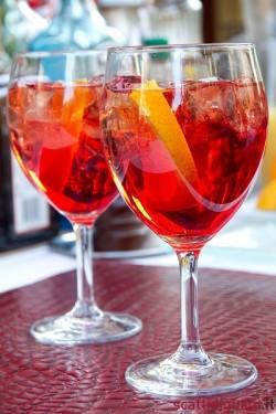 spritz venice drink