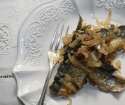 sarde in saor venetian recipe