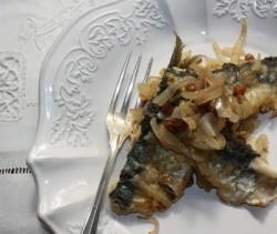 sarde in saor venetian recipe