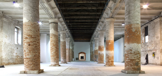Arsenale - Rope production area