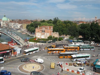 Piazzale Roma Venezia