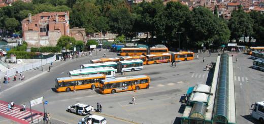 Venice - Piazzale Roma