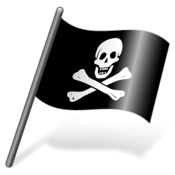 Pirates-Jolly-Roger-Flag-3-icon