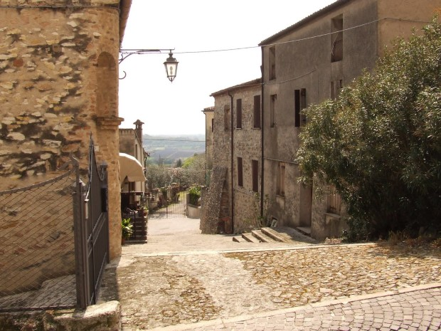 Arquà Petrarca on the Euganean Hills