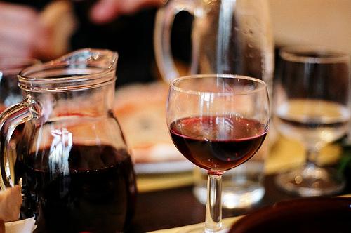 "A ""house wine"", usually a safe choice"