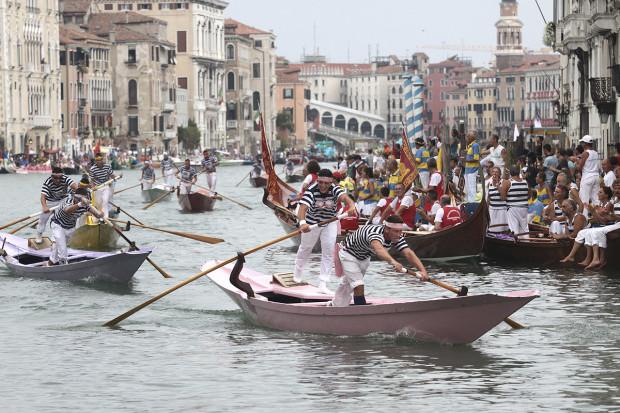Champions regatta