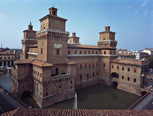 Ferrara's Castle