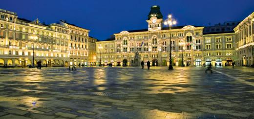 Piazza dell'Unità d'Italia, Trieste