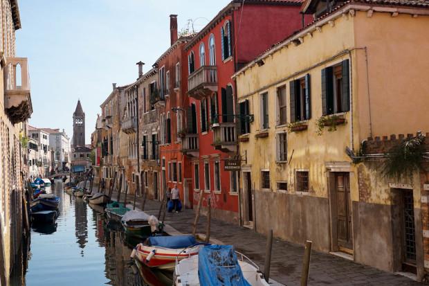 Venice in Januar