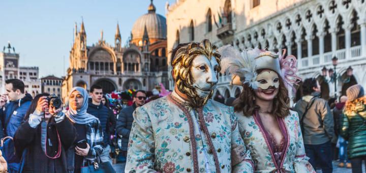 Venice Carnival San Marco